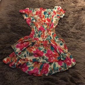 VICI off the shoulder dress